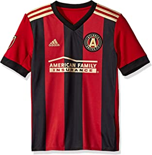 adidas Youth Atlanta United FC Soccer Jersey Home Replica