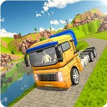 Crazy Euro Truck Simulator 2018