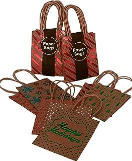 mini gift bags christmas