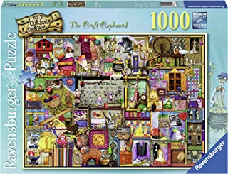 Ravensburger The Craft Cupboard Puzzle 1000pc,Adult Puzzles