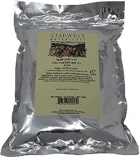 Starwest Botanicals Chili Pepper Powder 160K H.U. 1 Pound