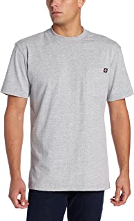 Men's Heavyweight Crew Neck Short Sleeve Tee