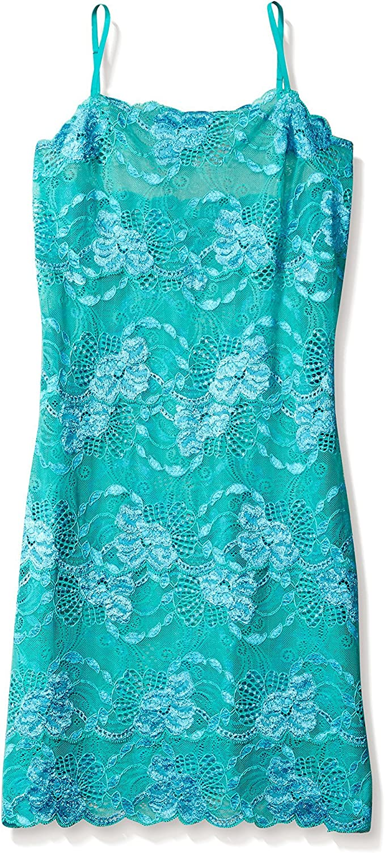 Josie Natori Women's Zen Floral Lace Chemise