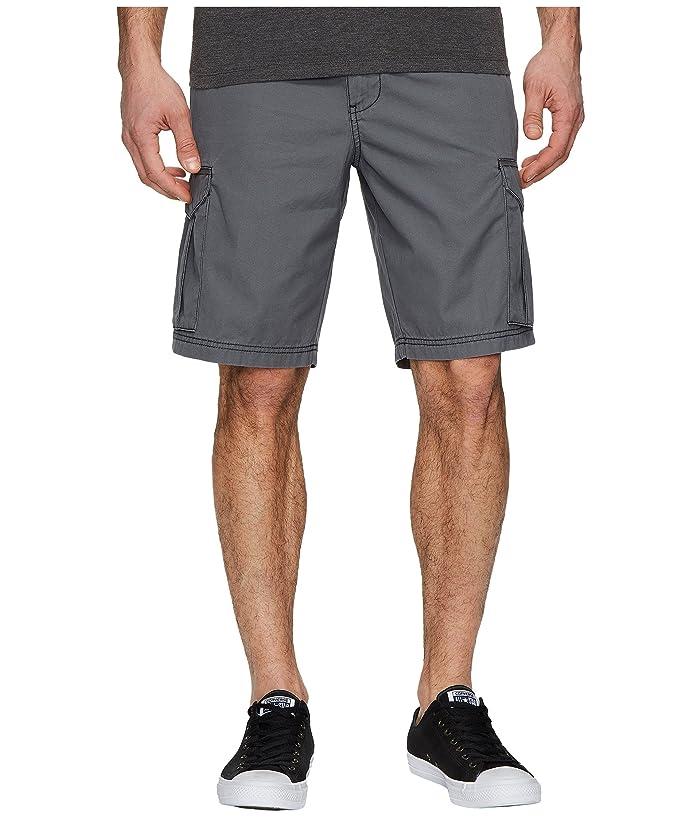 Tommy Bahama Island Survivalist Cargo Shorts (Fog Grey) Men