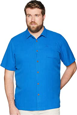 Tommy Bahama Big & Tall Big & Tall Royal Bermuda IslandZone Shirt