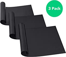 Vremi 3-Pack Nonstick Oven Liner Set – Heavy Duty and Heat Resistant Oven Liners..