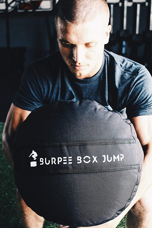 Burpee Box Jump Strongman Sandbag Special price for a limited time Max 55% OFF Cordura - Nylon 1000D