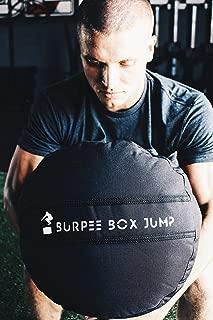 Burpee Box Jump Strongman Crossfit Sandbag - 1000D Nylon Cordura, Sandbag for Fitness, Heavy Duty Exercise Sandbag