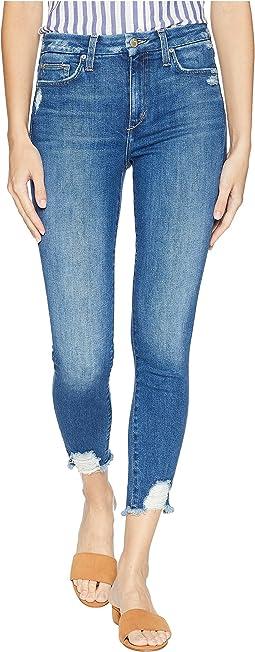 Joe's Jeans Hi (Rise) Honey Skinny Crop in Quinley