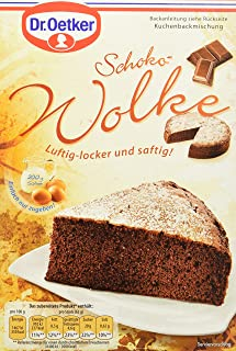 Dr. Oetker Schoko-Wolke 1 x 455 g