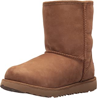 UGG Kids K Classic Short II WP Pull-on Boot