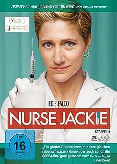 Nurse Jackie - Staffel 1 [Alemania] [DVD]