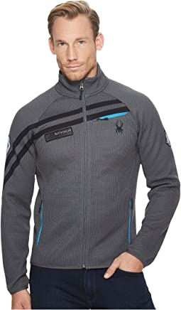 Spyder - Wengen Full Zip Midweight Stryke Jacket
