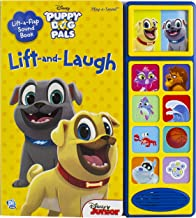 Disney Junior Puppy Dog Pals - Lift and Laugh Out Loud Sound Book - PI Kids