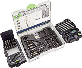 Festool SYS 1 CE-SORT Assembly Package - Multi-Colour