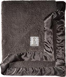 Little Giraffe - Chenille Baby Blanket