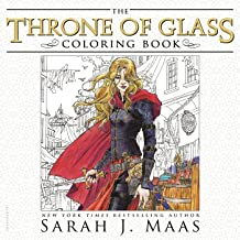 The Throne of Glass Coloring Book PDF