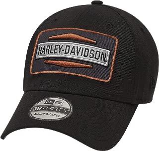 HARLEY-DAVIDSON Men's Classic Logo Patch 39Thirty Cap
