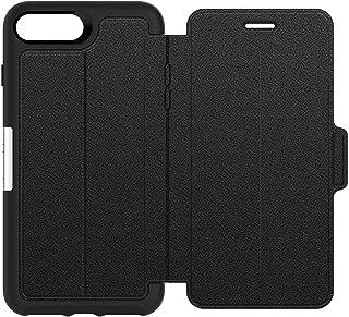 OtterBox Strada - Funda de piel formato folio para iPhone 7 Plus/8 Plus schwarz (negra)