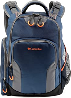 Columbia Summit Rush Backpack Diaper Bag, Navy