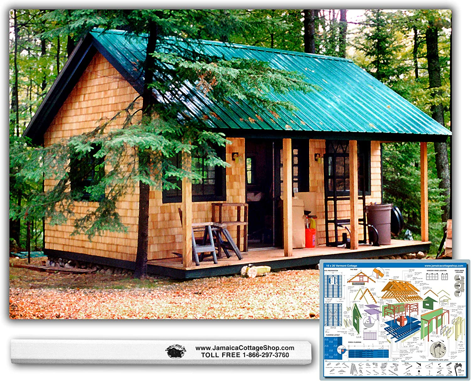 Step-By-Step DIY PLANS Omaha Mall - Timber Frame Plans and Post Beam Oklahoma City Mall Cabin