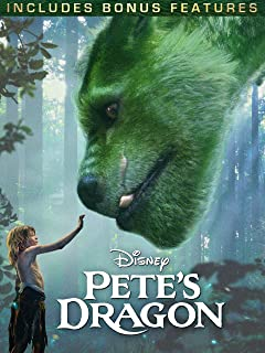 Pete's Dragon (2016) (With Bonus Content)