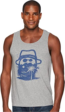 Life is Good Paradise Jake Smooth Surfer Tank