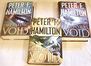VOID Trilogy Complete set: The Dreaming Void, The Temporal Void, The Evolutionary Void