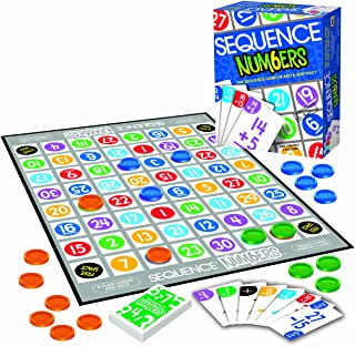 Sequence Numbers by Jax - The Sequence Game of Add & Subtract