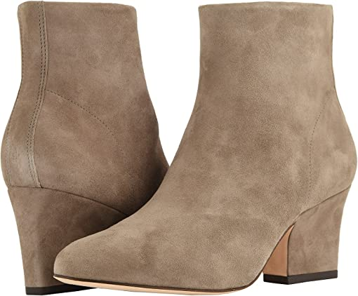 Light Taupe Italian Suede