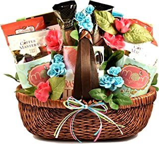 Gift Basket Village - A Simply Amazing Mom, A Gift Basket To Celebrate Mom, Includes Two 16oz Mugs