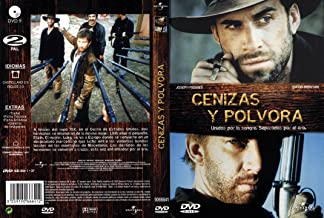 CENIZAS Y POLVORA DVD