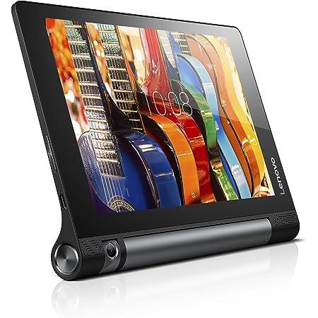 """Lenovo Yoga Tab 3 - HD 8"""" Android Tablet Computer (Qualcomm Snapdragon APQ8009, 2GB RAM, 16GB SSD) ZA090094US,Black"""