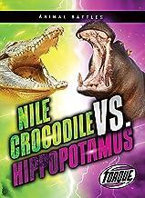 Nile Crocodile vs. Hippopotamus (Animal Battles)
