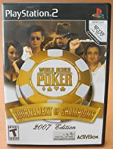 World Series of Poker: Tournament of Champions 2007 Edition (PS2) - Rated T