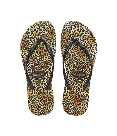 Havaianas Slim Leopard Sandal