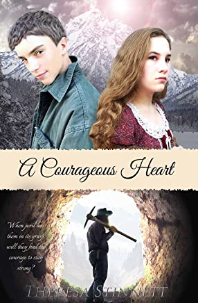 A Courageous Heart (Hero at Heart Book 3)