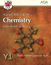 A-Level Chemistry for AQA: Year 1 & AS Student Book (CGP A-Level Chemistry)