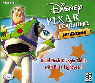 Disney Pixar Learning 1st Grade