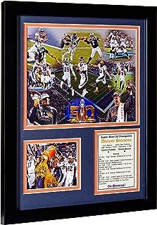 Legends Never Die NFL 2015 Super Bowl 50 Champions Team Framed Photo Collage
