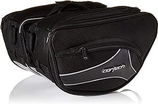 Cortech 8230-0305-36 Black Super 2.0 Saddlebag