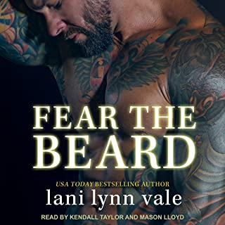 Fear the Beard: Dixie Warden Rejects MC Series, Book 2