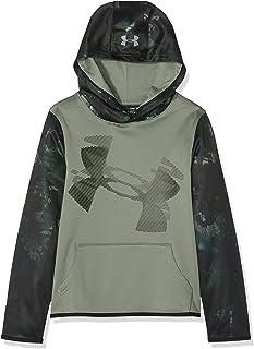 Under Armour Armour Boys' Fleece Hoody Warm-up Top Sudadera cálida Niños