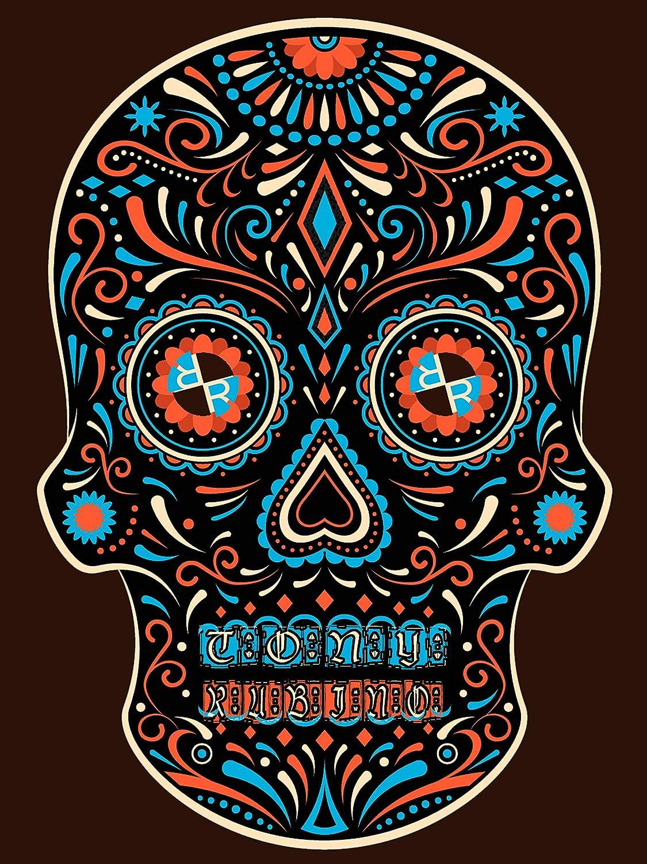 Brand new Rubino NEW before selling ☆ Skull Mexico
