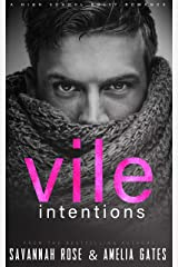 Vile Intentions: A Dark Sports Bully Romance (Ruthless Bullies Book 1) (English Edition) Format Kindle