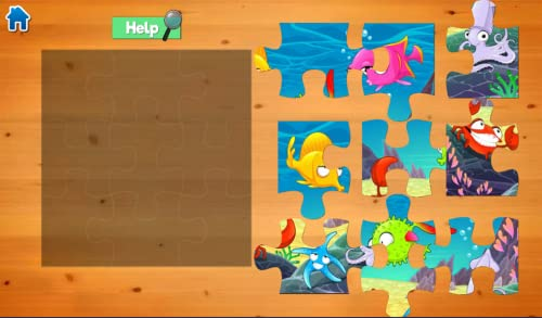 『Puzzle game for Kids All in One - 12 in 1』の5枚目の画像