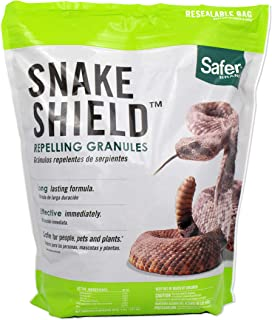 Safer Brand 5951 Shield Snake Repellent Granular – 4 LB