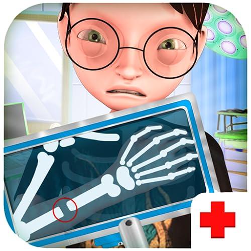 Crazy X Ray Chirurgie Simulator