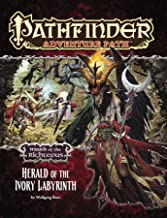 Pathfinder Adventure Path: Wrath of the Righteous Part 5 - Herald of the Ivory Labyrinth