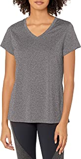 Hanes Women's Sport Performance V-Neck Tee